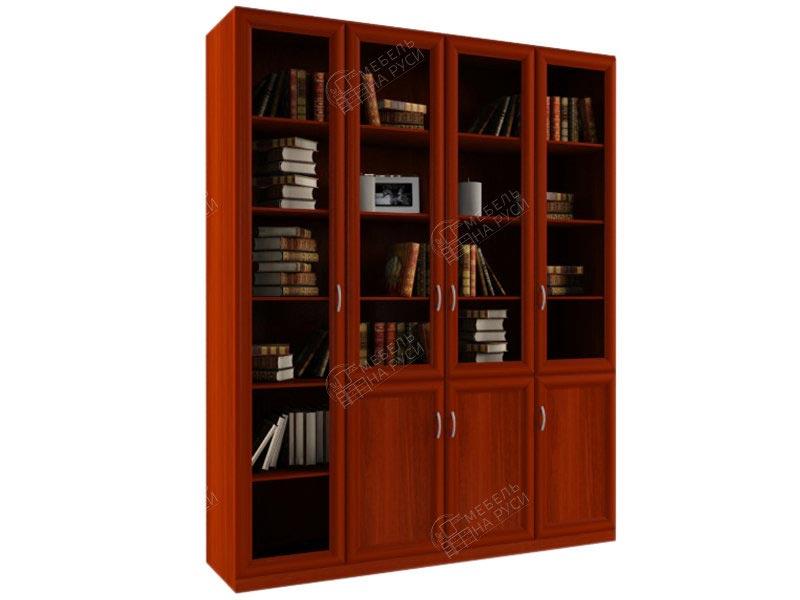 Книжный шкаф гала-4.3 купить за 11 800 руб. в интернет-магаз.