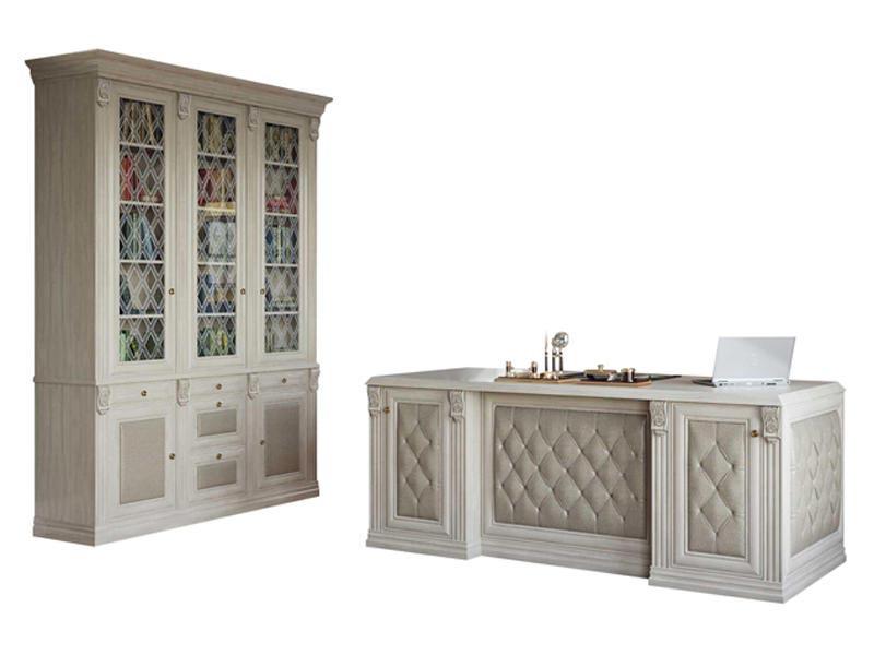 Арден библиотека - 2 шкафы книжные мебель на руси.