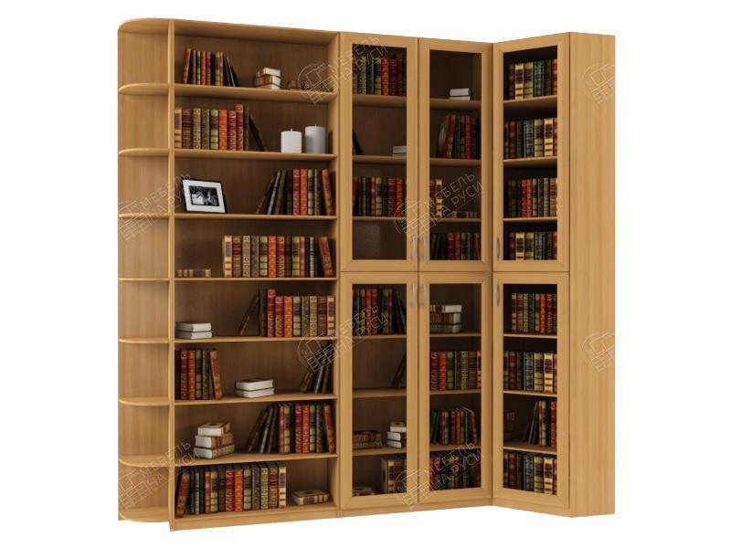 Талисман библиотека шкафы книжные мебель на руси.