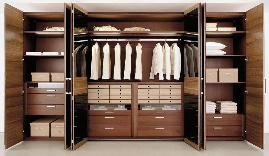 2 Шкафы распашные для одежды
